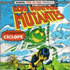 Cómics: NUEVOS MUTANTES Nº 53 - FORUM. Lote 275942973