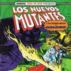 Cómics: NUEVOS MUTANTES Nº 49 - FORUM. Lote 275943563