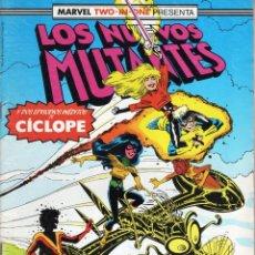 Cómics: NUEVOS MUTANTES Nº 54 - FORUM. Lote 275944743