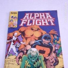 Cómics: ALPHA FLIGHT Nº 2 ESTADO BUENO MAS ARTICULOS NEGOCIABLE. Lote 276011348