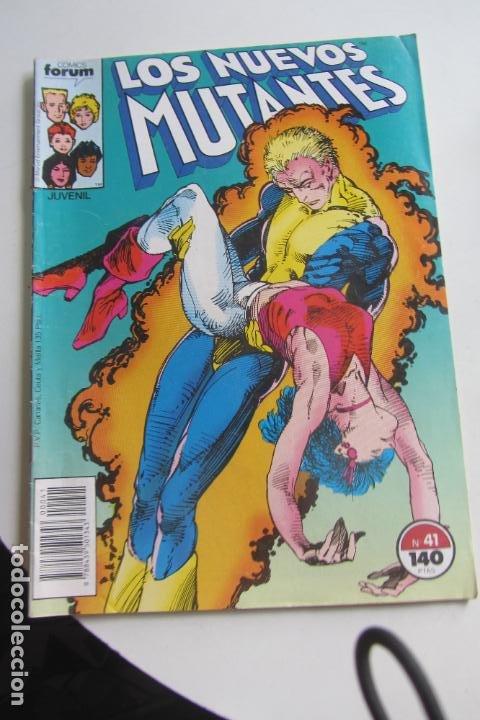 LOS NUEVOS MUTANTES VOL I Nº 41 FORUM MUCHOS MAS A LA VENTA, MIRA TUS FALTAS ARX107 (Tebeos y Comics - Forum - Nuevos Mutantes)
