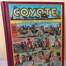 Cómics: EL COYOTE UN TOMO 25 NUMEROS + ALMAQUE INFANTILL 1948 + ALMANAQUE DE VERANO - BUEN ESTADO - DIFICIL. Lote 276132613