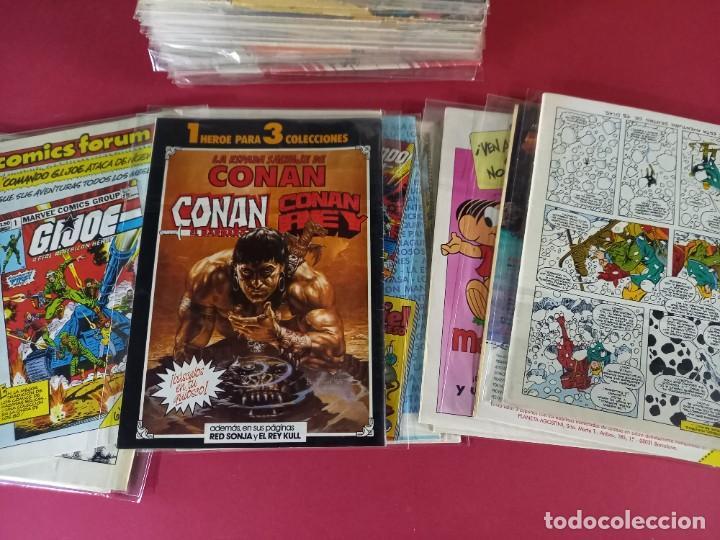 Cómics: CONAN EL BARBARO -COLECCION COMPLETA CON LOS 3 EXTRAS -FORUM ( 216 EJEMPLARES ) - Foto 4 - 276237733