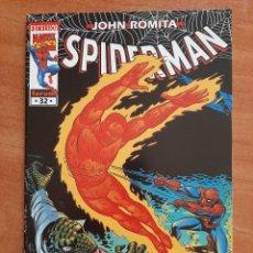 Cómics: SPIDERMAM : JOHN ROMITA - FORUM Nº 32. Lote 276299443