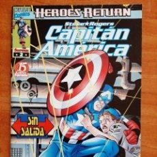 Cómics: CAPITAN AMÉRICA - HEROES RETURN - FORUM Nº 2. Lote 276302168