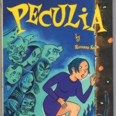 Cómics: PECULIA COMPLETA 2 TOMOS (RICHARD SALA) RECERCA - IMPECABLE - SUB02M. Lote 276392973