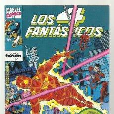 Comics: LOS 4 FANTÁSTICOS 132, 1993, FORUM, MUY BUEN ESTADO. Lote 276462873