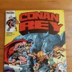 Cómics: COMICS FORUM. CONAN REY. Nº2. Lote 276494838