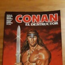 Cómics: COMICS FORUM. CONAN EL DESTRUCTOR. Lote 276495303