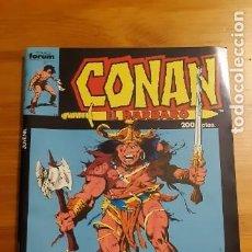Fumetti: COMICS FORUM. CONAN. ESPECIAL VACACIONES. Lote 276495733