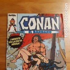 Fumetti: COMICS FORUM. CONAN. Nº24. Lote 276495798