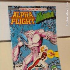 Cómics: ALPHA FLIGHT VOL. 1 Nº 48 MARVEL TWO IN ONE ALPHA FLIGHT Y LA MASA - FORUM. Lote 276571098