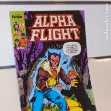 Cómics: ALPHA FLIGHT VOL. 1 Nº 10 MARVEL - FORUM. Lote 276572018