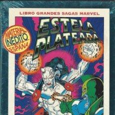 Cómics: ESTELA PLATEADA - MUERTE EN EL ESPACIO - GRANDES SAGAS MARVEL - SIN ABRIR !!. Lote 276619203