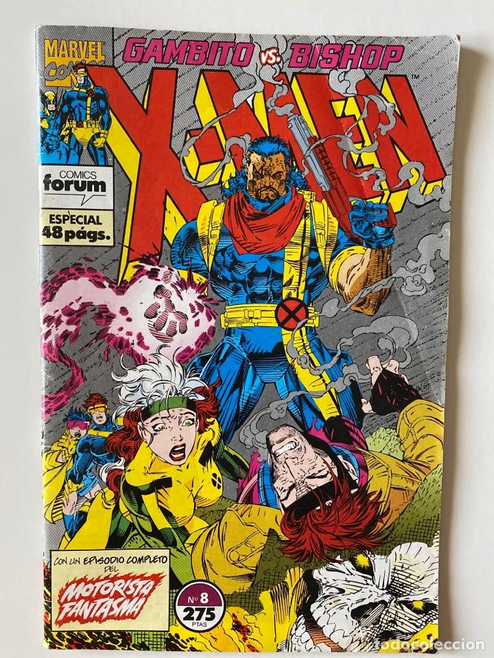 X-MEN #8 VOL1 FÓRUM (Tebeos y Comics - Forum - X-Men)