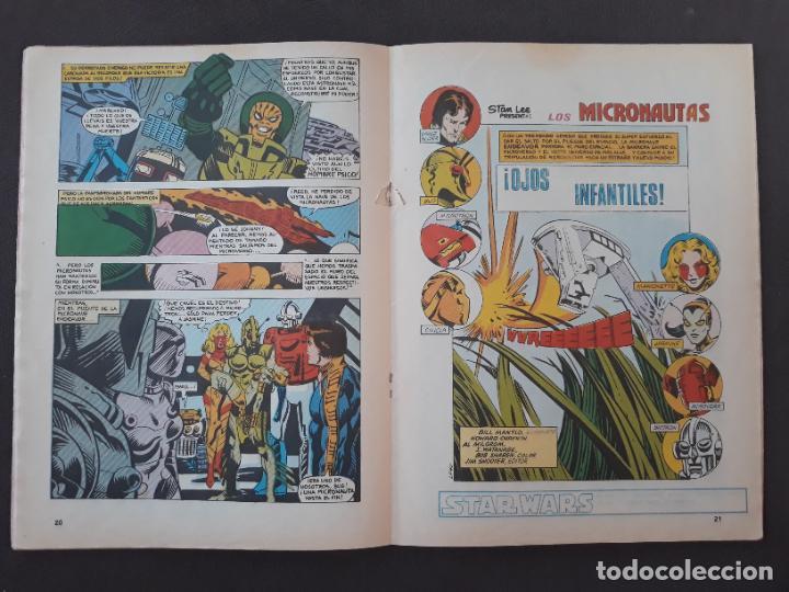 Cómics: Micronautas Surco Vertice Linea 83 Nº 5 - Foto 2 - 276756603