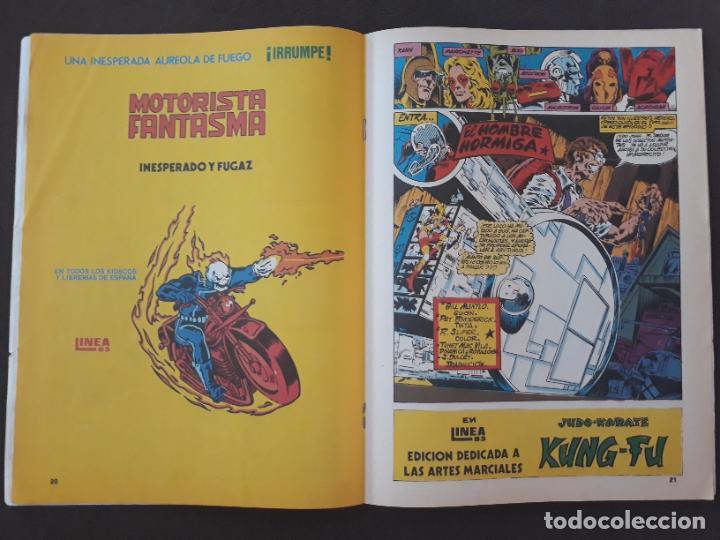Cómics: Micronautas Surco Vertice Linea 83 Nº 6 - Foto 2 - 276756608