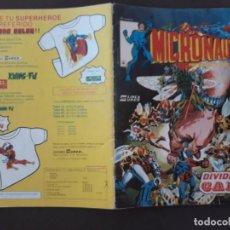 Cómics: MICRONAUTAS SURCO VERTICE LINEA 83 Nº 6. Lote 276756608
