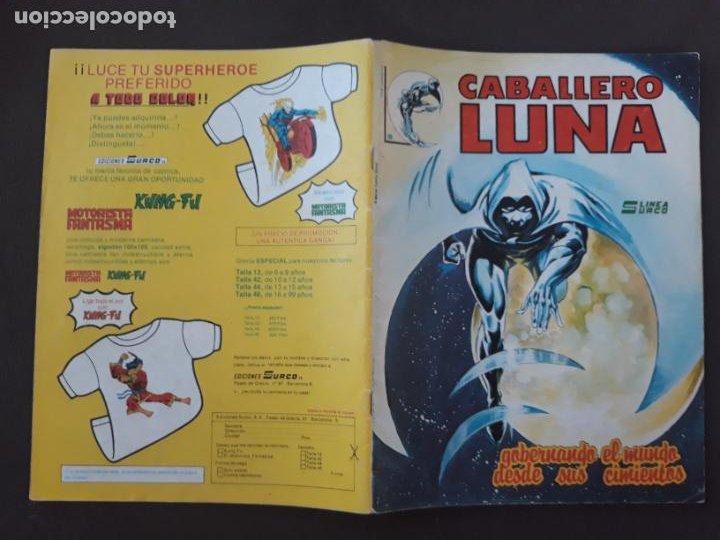 CABALLERO LUNA SURCO VERTICE LINEA 83 Nº 6 (Tebeos y Comics - Forum - Vengadores)