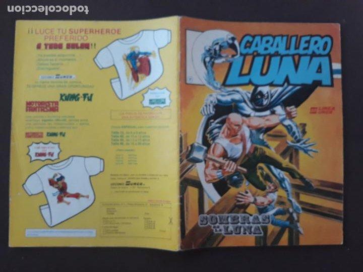 CABALLERO LUNA SURCO VERTICE LINEA 83 Nº 7 (Tebeos y Comics - Forum - Vengadores)