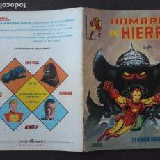 Cómics: HOMBRE DE HIERRO IRON MAN SURCO VERTICE LINEA 83 Nº 2. Lote 276756748