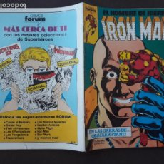 Cómics: IRON MAN VOL.1 FORUM Nº 20. Lote 276756773
