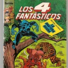 Cómics: LOS 4 FANTÁSTICOS. Nº 81. FORUM.(C/A29). Lote 276786793