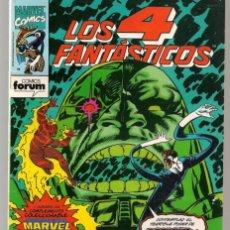 Cómics: LOS 4 FANTÁSTICOS. Nº 122. FORUM.(C/A29). Lote 276786953