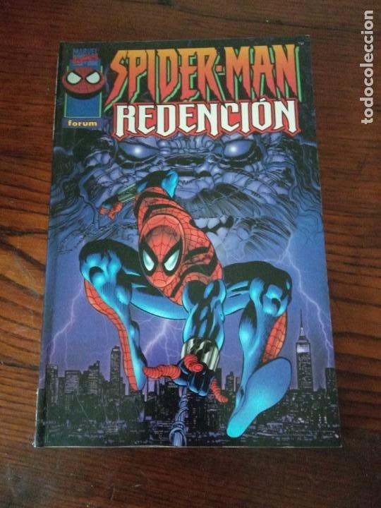 SPIDERMAN: REDENCIÓN. FORUM. PLANETA DEAGOSTINI. 1997. DEMATTEIS / ZECK. (Tebeos y Comics - Forum - Spiderman)