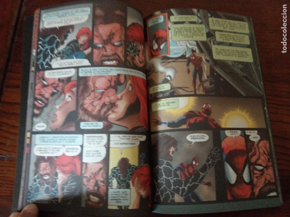 Cómics: SPIDERMAN: REDENCIÓN. FORUM. PLANETA DEAGOSTINI. 1997. DEMATTEIS / ZECK. - Foto 3 - 276912343