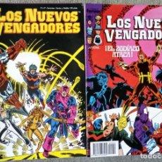 Cómics: LOS NUEVOS VENGADORES (50 NÚMEROS + 3 ESPECIALES). Lote 276923368