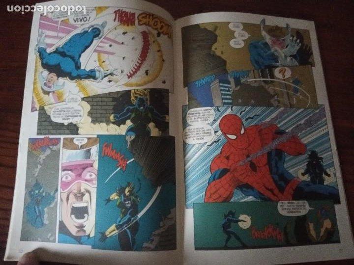 Cómics: SPIDERMAN NEW WARRIORS FUERZAS DE LA OSCURIDAD.4 DE 4. COMPLETA.FORUM. - Foto 6 - 276960848