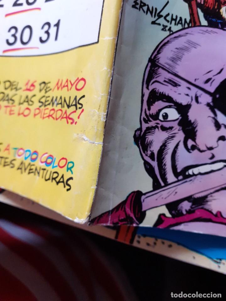 Cómics: CONAN REY-FORUM- Nº 22 -EL PRÍNCIPE HA MUERTO-1986-MARK SILVESTRI-CASI BUENO-DIFÍCIL-LEA-5269 - Foto 6 - 276962498