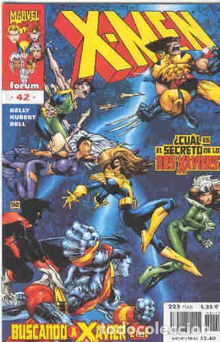 X MEN VOLUMEN 2. Nº 42 (Tebeos y Comics - Forum - X-Men)