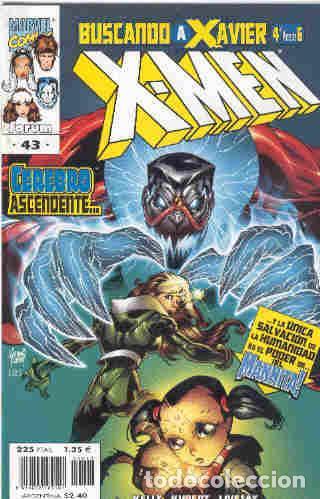 X MEN VOLUMEN 2. Nº 43 (Tebeos y Comics - Forum - X-Men)