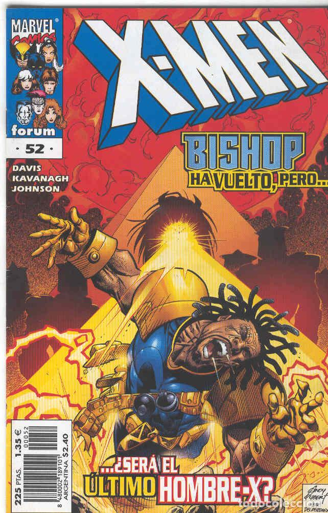 X MEN VOLUMEN 2. Nº 52 (Tebeos y Comics - Forum - X-Men)