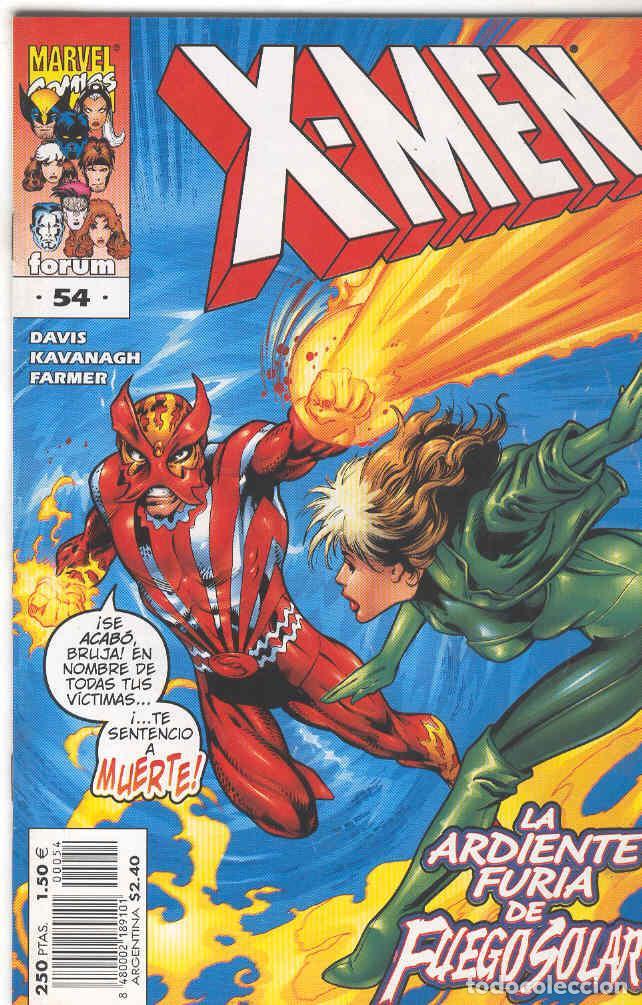 X MEN VOLUMEN 2. Nº 54 (Tebeos y Comics - Forum - X-Men)