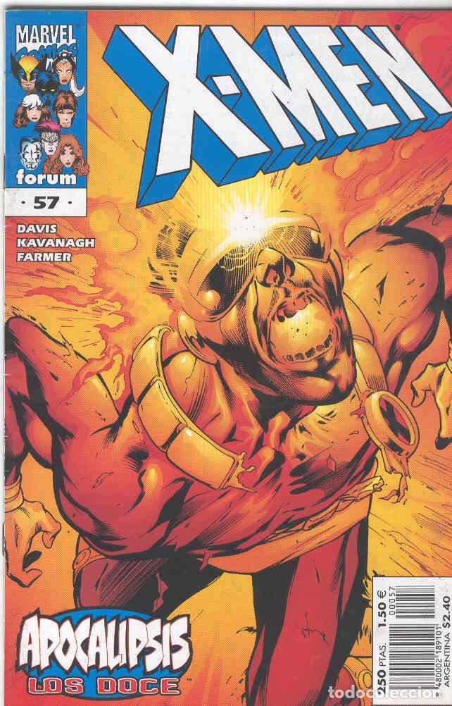 X MEN VOLUMEN 2. Nº 57 (Tebeos y Comics - Forum - X-Men)