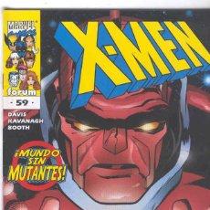 Cómics: X MEN VOLUMEN 2. Nº 59. Lote 277012388