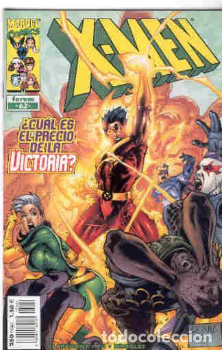 X MEN VOLUMEN 2. Nº 62 (Tebeos y Comics - Forum - X-Men)