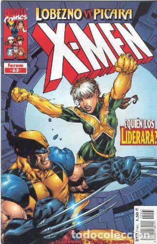 X MEN VOLUMEN 2. Nº 63 (Tebeos y Comics - Forum - X-Men)