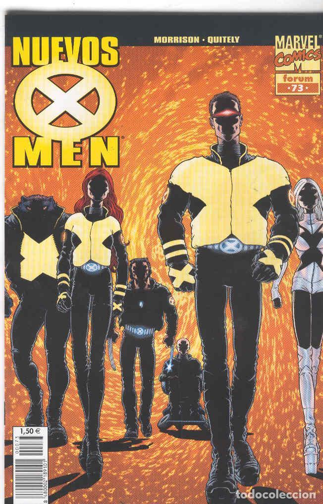 X MEN VOLUMEN 2. Nº 73 (Tebeos y Comics - Forum - X-Men)