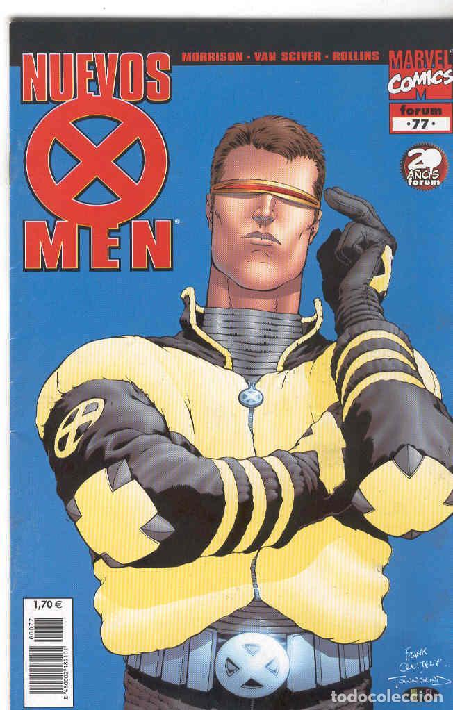 X MEN VOLUMEN 2. Nº 77 (Tebeos y Comics - Forum - X-Men)