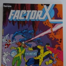 """Cómics: FACTOR X """"BAUTISMO DE FUEGO"""" (Nº 1) - FORUM. Lote 277048428"""