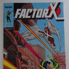 Cómics: FACTOR X (Nº 3) - FORUM. Lote 277051293