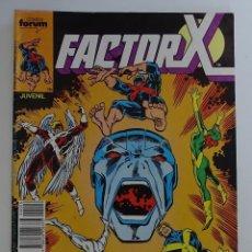 Cómics: FACTOR X (Nº 6) - FORUM. Lote 277052198