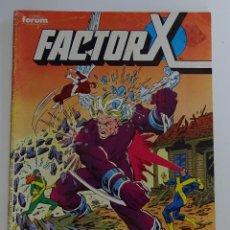 Cómics: FACTOR X (Nº 2) - FORUM. Lote 277052308