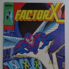 """Cómics: FACTOR X """"LA CAIDA DE LOS MUTANTES"""" (Nº 22) - FORUM. Lote 277053488"""