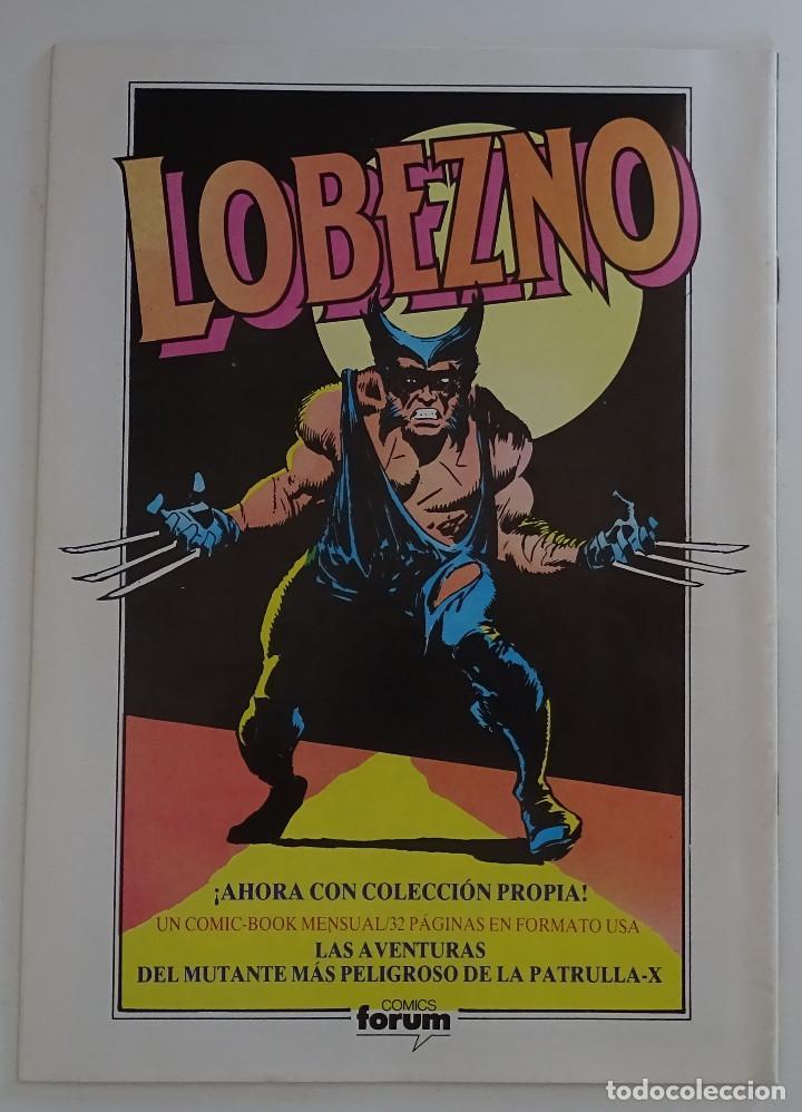 """Cómics: Comic de Factor X """"La caida de los mutantes"""" (Nº 22) - Forum - Foto 2 - 277053488"""