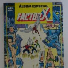 Cómics: FACTOR X ALBUM ESPECIAL - FORUM. Lote 277054513